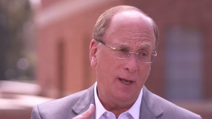 BlackRock Wont Launch Bitcoin ETF Until Crypto Is Legitimate, Says CEO Larry Fink