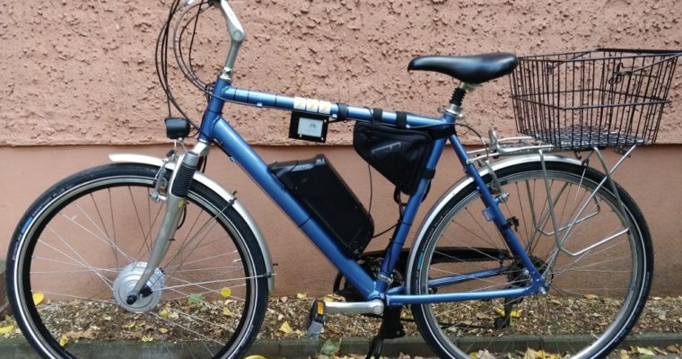 This Electric Bike Runs on Lightning Network Bitcoin Micropayments