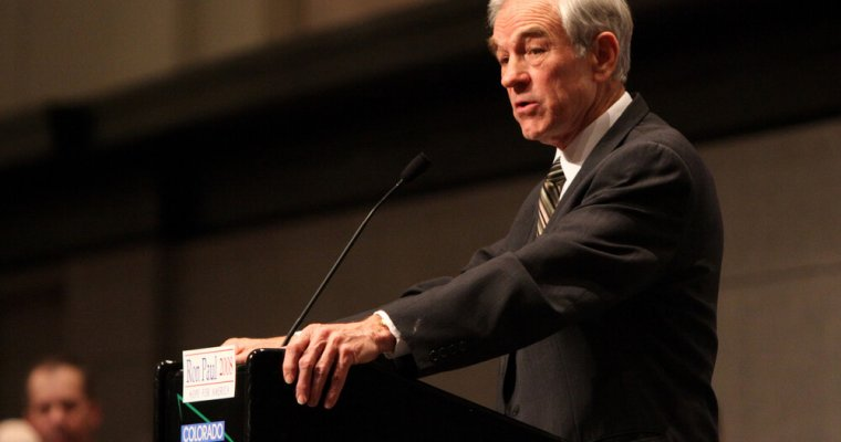 Ex-Bitcoin Skeptic Ron Paul Says Crypto Could Prevent Recession