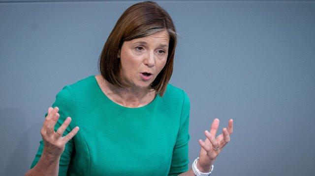 Generaldebatte im Bundestag: Merkel will wieder Klimakanzlerin sein