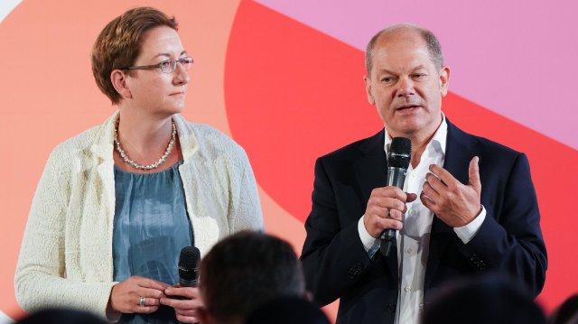 SPD-Kandidatenrennen: Der doppelte Scholz