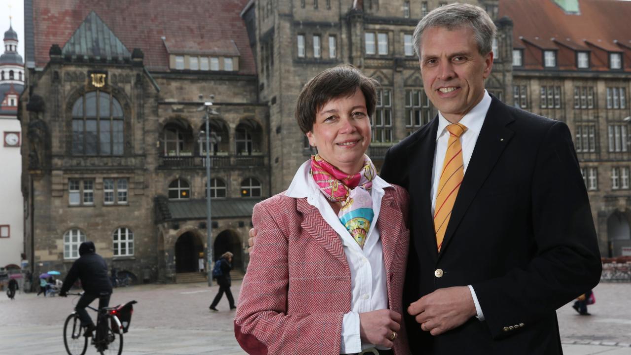 CDU nominiert Anwältin Almut Patt – Chemnitz neue Oberbürgermeisterin?